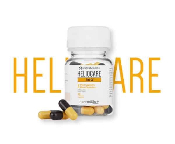 Cápsulas antienvejecimiento Heliocare 360